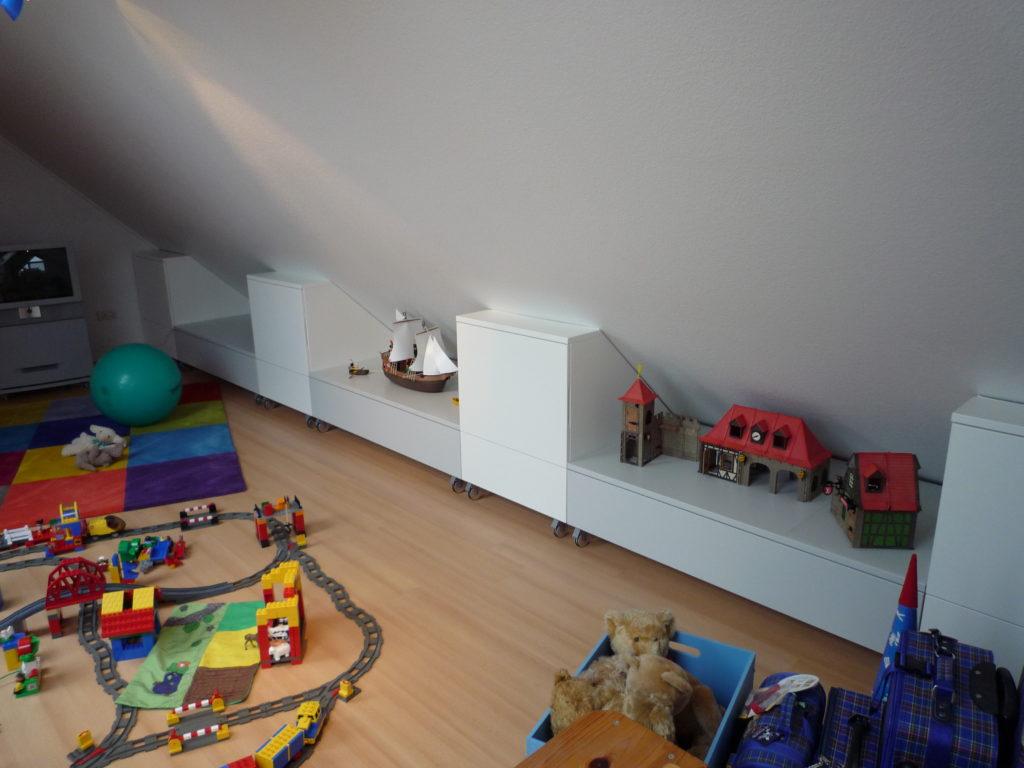 tack tischlerei in lippstadt kinderzimmer unter dachschr ge. Black Bedroom Furniture Sets. Home Design Ideas