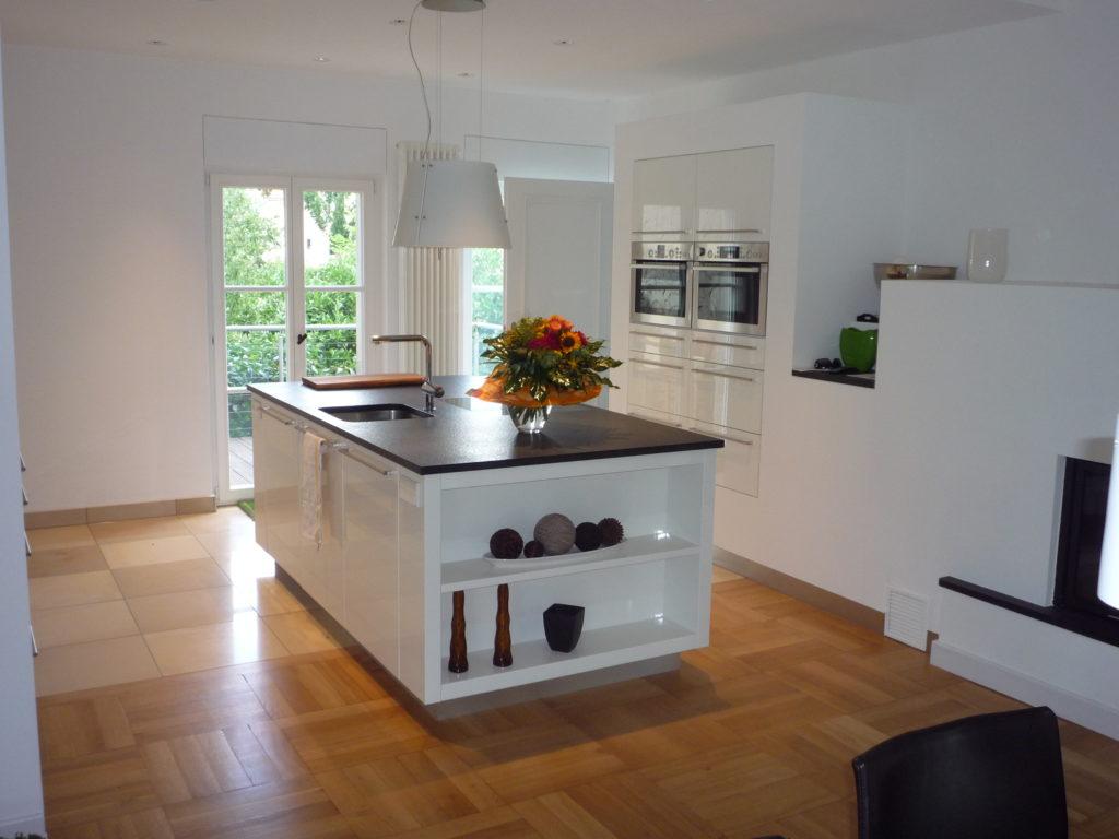 Tack Tischlerei in Lippstadt » Küche mit funktionaler Insel